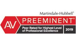 Martindale-Hubbell Preeminant